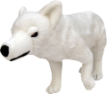 A Game Of Thrones - Ghost Direwolf Large (Plush Figure)