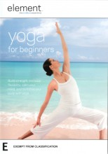 buy yoga for beginners dvd