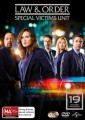 Law And Order SVU Special Victims Unit - Complete Season 19