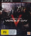 ARMORED CORE VERDICT DAY (PS3 Game)