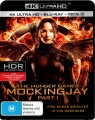 The Hunger Games: Mockingjay Part 1 (4K Blu Ray)