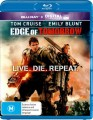 EDGE OF TOMORROW (BLU RAY)