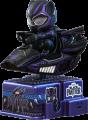 Black Panther - Black Panther Color (Cosrider Figure)