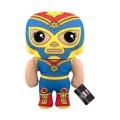 """Captain Marvel - Luchadore Captain Marvel 17"""" (Plush Figure)"""