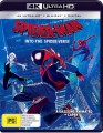 Spider-Man: Into The Spider-Verse (4K UHD Blu Ray)