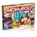 Dragon Ball Super Edition (Monopoly Board Game)