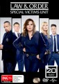 Law And Order SVU Special Victims Unit - Complete Season 20
