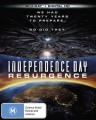 INDEPENDENCE DAY: RESURGENCE (BLU RAY)