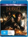 The Hobbit: The Battle Of The Five Armies (Blu Ray)