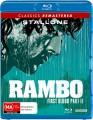 Rambo 2 ( Blu Ray)