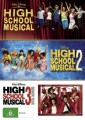 High School Musical Triple Pack