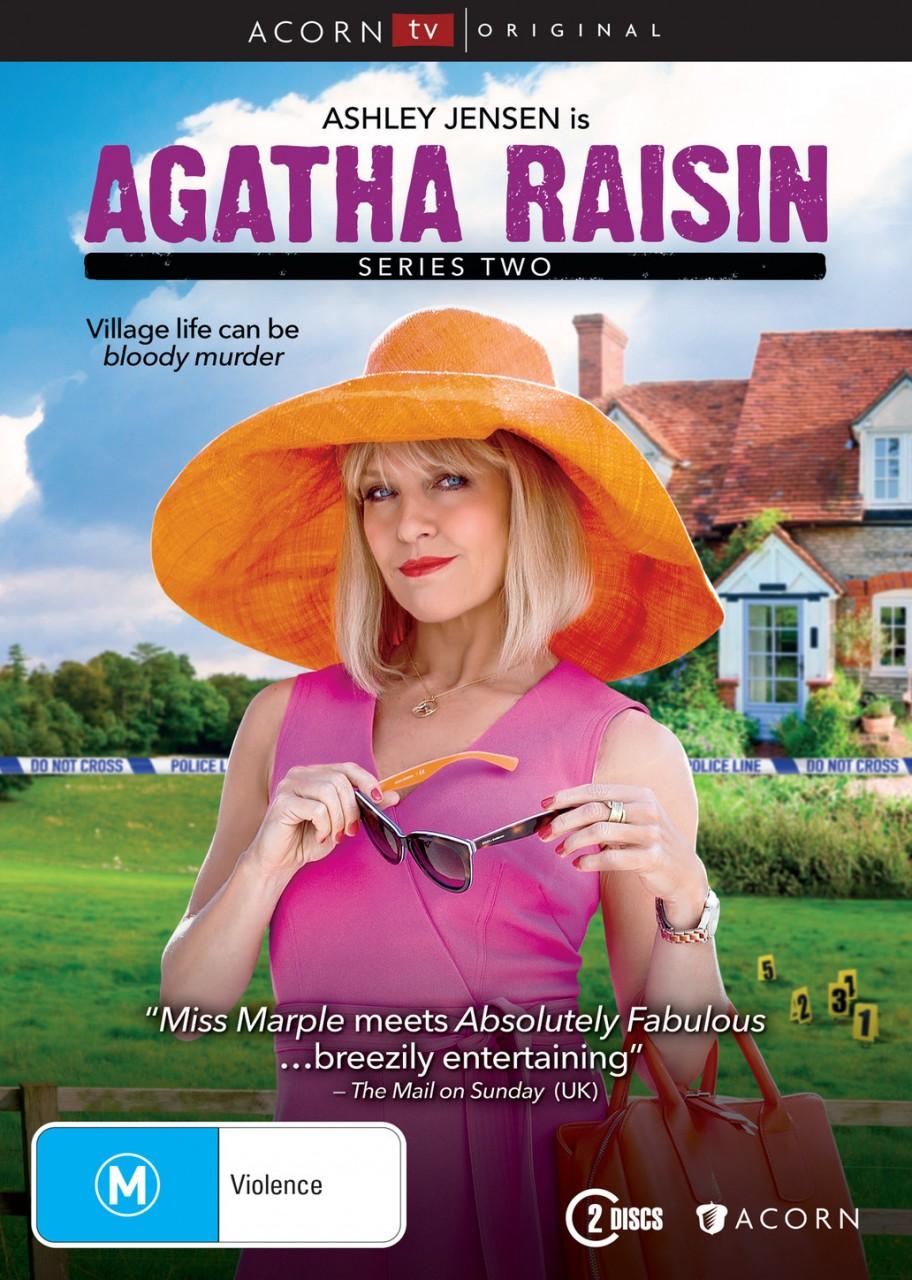 Agatha Raisin Season 2