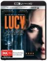 LUCY (4K BLU RAY UHD)