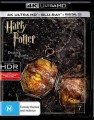 Harry Potter And The Deathly Hallows Part 1 (4K Blu Ray UHD)