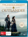 Outlander - Complete Season 4 (Blu Ray)