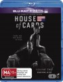 HOUSE OF CARDS - COMPLETE SEASON 2 (BLU RAY)