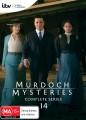 Murdoch Mysteries - Complete Season 14
