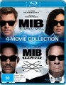 Men In Black 1-3 / Men In Black International (Blu Ray)