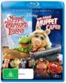Great Muppet Caper / Muppet Treasure Island (Blu Ray)