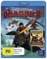 HOW TO TRAIN YOUR DRAGON 2 (BLU RAY)