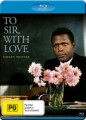 To Sir With Love (1967) (Blu Ray)