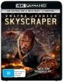 Skyscraper (4K UHD Blu Ray)