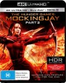 The Hunger Games: Mockingjay Part 2 (4K Blu Ray)
