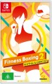 Fitness Boxing 2 Rhythm And Exercise (Switch Game)