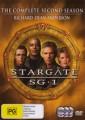 Stargate SG-1: Complete Season 2