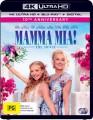 Mamma Mia (4K UHD Blu Ray)
