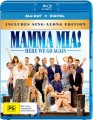 Mamma Mia Here We Go Again (Blu Ray)