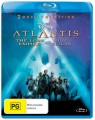 ATLANTIS / ATLANTIS 2 MILOS RETURN (BLU RAY)