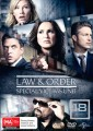 LAW AND ORDER SVU SPECIAL VICTIMS UNIT - COMPLETE SEASON 18