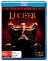 Lucifer - Complete Season 3 (Blu Ray)