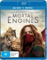 Mortal Engines (Blu Ray)