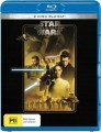 Star Wars 2 - Attack Of The Clones (Blu Ray)
