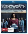 WENTWORTH - COMPLETE SEASON 1 (BLU RAY)