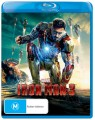 Iron Man 3 (Blu Ray)