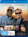 BUCKET LIST (BLU RAY)
