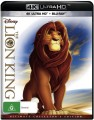 The Lion King (4K UHD Blu Ray)