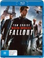 Mission Impossible Fallout (Blu Ray)