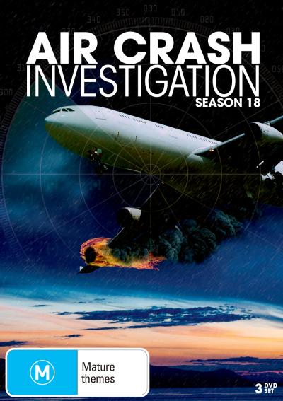 Air Crash Investigation Season 18