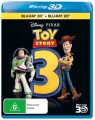Toy Story 3 (3D Blu Ray)