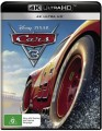 Cars 3 (4K UHD Blu Ray)