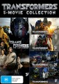 Transformers 5-Movie Pack