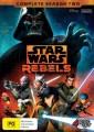 STAR WARS REBELS - COMPLETE SEASON 2