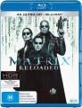 The Matrix Reloaded (4K UHD Blu Ray)