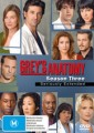 Grey's Anatomy - Complete Season 3