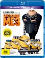 Despicable Me 3 (Blu Ray)