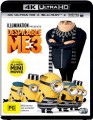 Despicable Me 3 (4K Blu Ray)